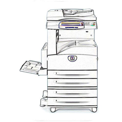 Xerox Workcentre C123 128
