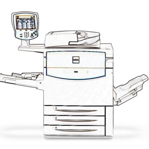 Xerox Digital Color Press 700