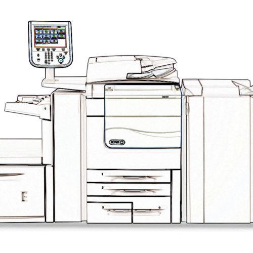 Xerox Color 550 560 570
